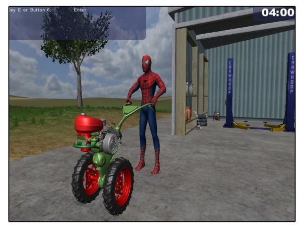 Agria, farming simulator mod