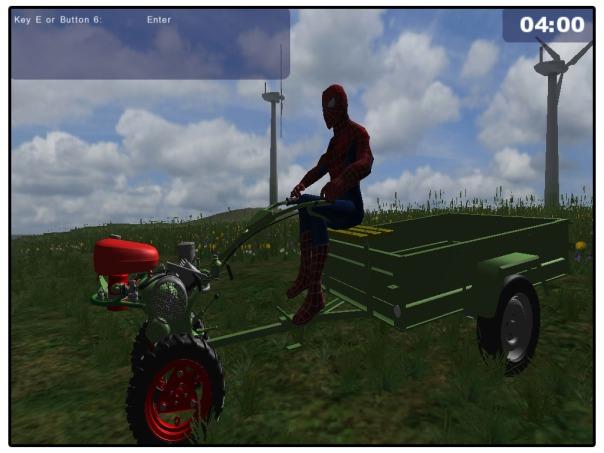 Agria 6000, landwirtschaft simulator, IMT 506