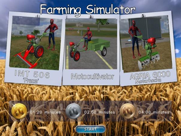FArming Simulator Mod, IMT 506, Agria