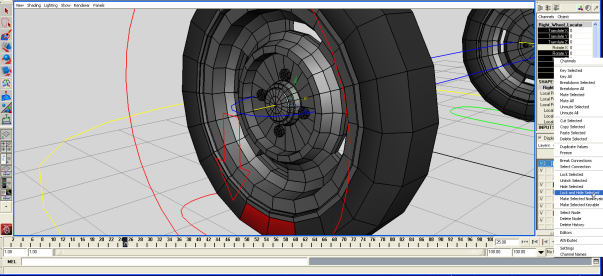 Rigging Wheels