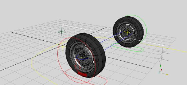 Wheel Rig