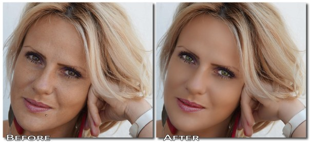 Free Photo Retouching, kostenlose retuschieren