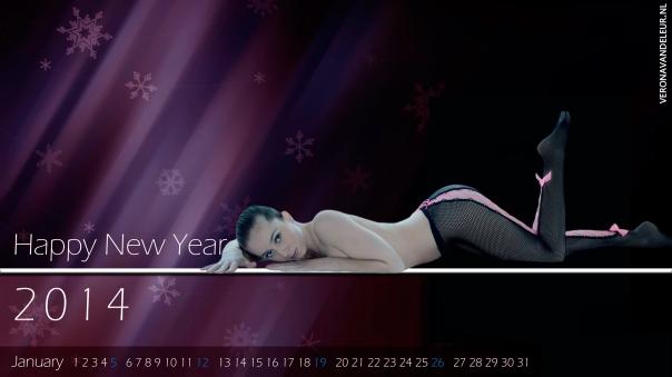 Verona Van de Leur, Calendar, kostenlose retuschieren