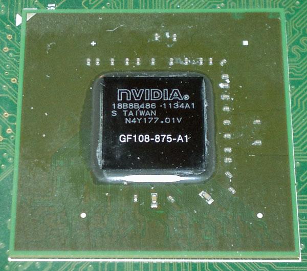 nVidia Quadro 600 GPU
